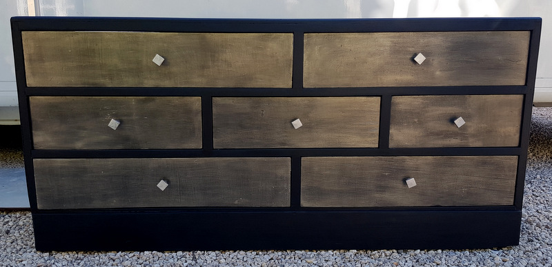 MEUBLE DE METIER 7 TIROIRS / FURNITURE 7 DRAWERS