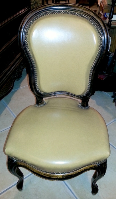 CHAISE LOUIS PHILIPPE / LOUIS PHILIPPE CHAIR