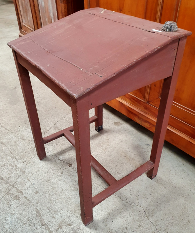 PUPITRE INCLINE ECOLIER/ INCLINED SCHOOL DESK